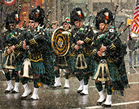 St. Patricks Day - NYC