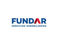 Fundar Inmobiliaria - Branding + Web