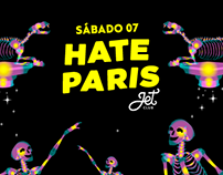 Hate Paris - Poster