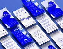 REMind: Dream recollection app. UX/UI Design