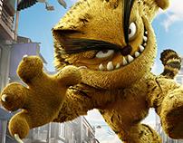 Kötü Kedi Şerafettin Movie Poster