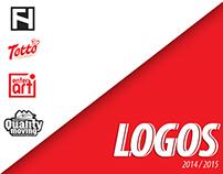 Logo collection 2014/2015