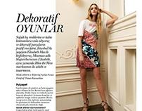 Vogue Turkey March Issue - Stil Opener