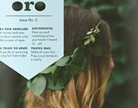 Oro - Magazine