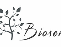 Biosente logo & packaging