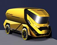 Lamborghini Truck Design Challenge
