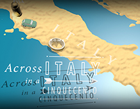 Across Italy