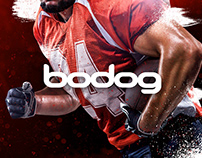 Bodog - Super Bowl Campaign