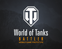 WOT Battler - turn-based CCG RPG for iOS & Android