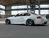 BMW M6 Widebody
