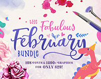The Fabulous February Bundle
