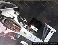2018/20 AlfaRomeo Brabham EVO White Livery