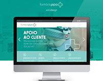 Farmácia Pipa - Webdesign