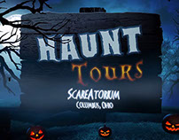 Haunt Tours YouTube Series (Video)