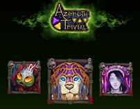 AZEROTH TRIVIAL APP - PART1