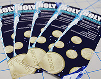 Holy Currencies Bookmarks