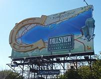 Fallsview 3D Billboard