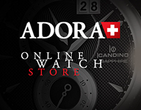 Online store Swiss watches (Candino, Jaguar) time.inc