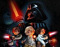 Lego Star Wars Fan Art