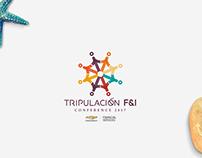 Tripulación F&I Conference 2017 | Branding