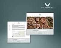 Wild Phoenix Website Design