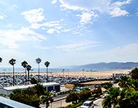 San Diego to LA Trip Photography