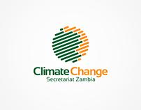 Climate Change Secretariat Zambia - Visual Identity