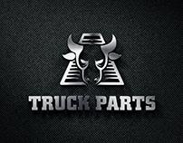 Logo - Truck Parts