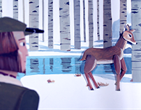 The Clearing - Cutout Animation