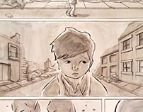 Untitled Graphic Novel Excerpt