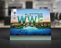 WWF Annual Review 2014 & Calendar 2015