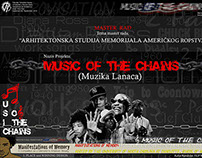 Memorial to American Slavery-Music of the Chains.