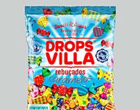 Drops Villa sweets bag