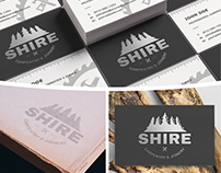 Shire Carpentry & Joinery Logo