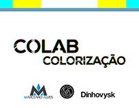 Colab - Colorização