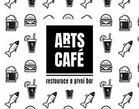 Arts Café - Logo