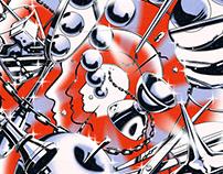 Self Reflection // Adobe Fresco