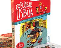 """EXPLORAR LISBOA"" MAPS GAME"