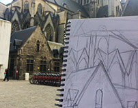 Drawing the city