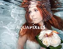 AquaPixels - Branding