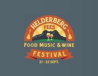 Helderberg Fees 2018 Brand Identity