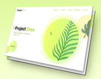 Project Shea-Web Design