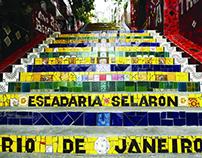 Escadaria da Lapa