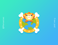Free Psd   Icons For Onepiece
