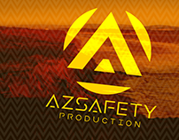 "Logo Design & Visual Identity for ""AZSAFETY Production"""