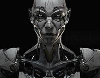 Cyborg ELF
