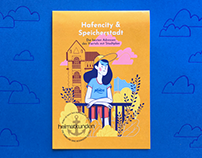 Hamburg City Guides / Coverillustration