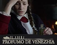 POSTER FOR THE MOVIE: PROFUMO DE VENEZHIA