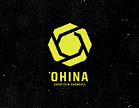 'Ohina Short Film Showcase - Rebrand