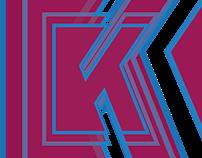 BK Eagle Font
